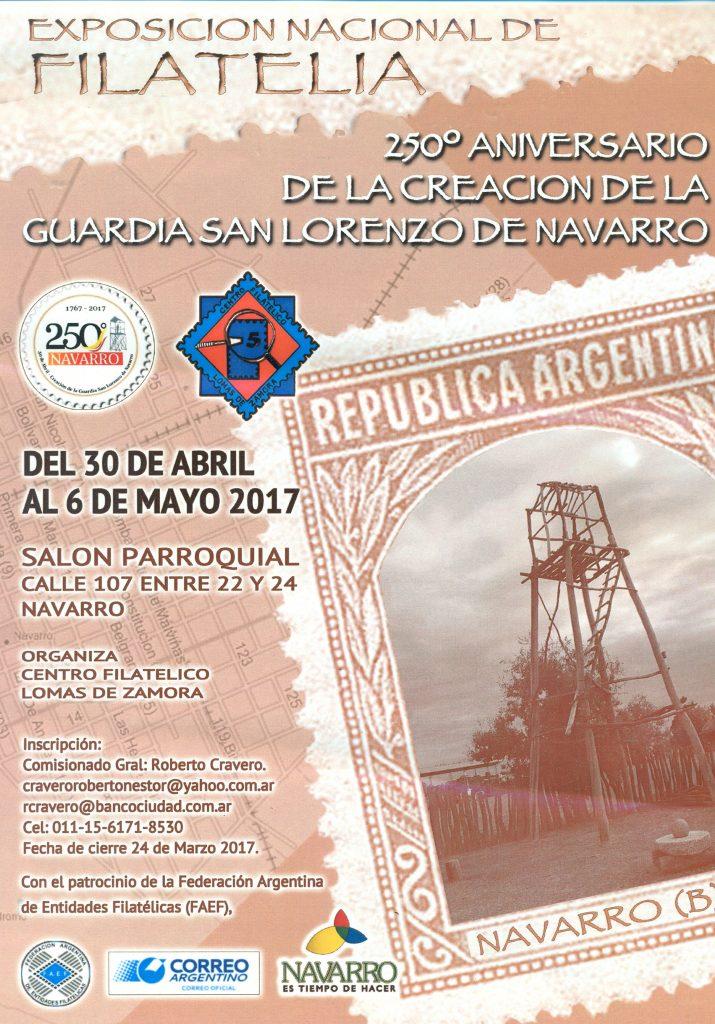 Exposición Nacional de Filatelia