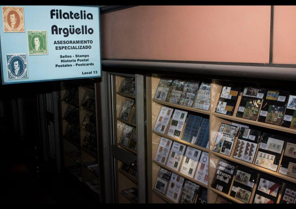 Filatelia Argüello